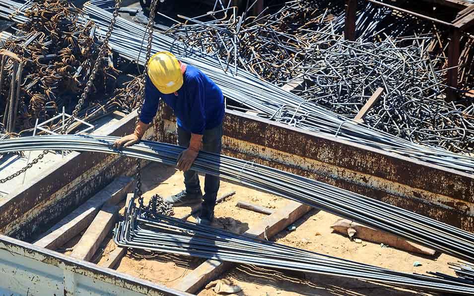 Temos vários produtos para a área da construção civil